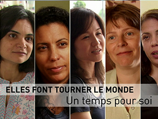 Elles font tourner le monde